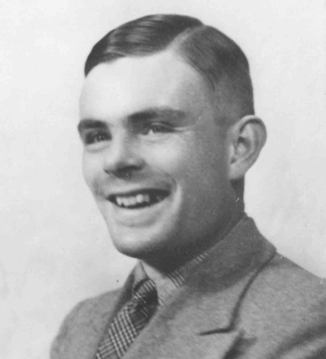 Picture of Alan Turing